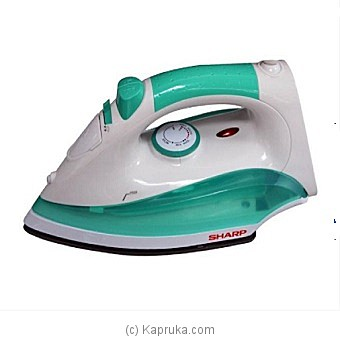 Sharp Non-stick Solplate Steam Iron (EI-S100(G-3) at Kapruka Online for specialGifts