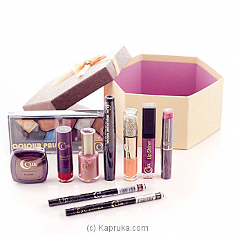 CCUK Makeup Gift Set For Her at Kapruka Online for specialGifts
