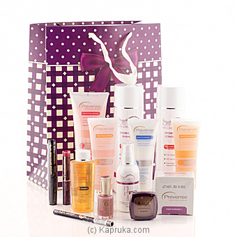 British Cosmetics Assorted Gift Pack at Kapruka Online for specialGifts