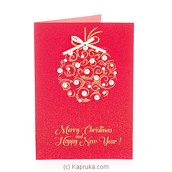 Season Greeting Card at Kapruka Online for specialGifts