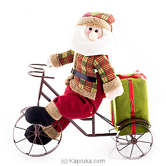 Santa Clause Is Coming To Town at Kapruka Online for specialGifts