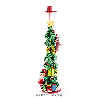 Christmas Tree Candle Holder at Kapruka Online for specialGifts