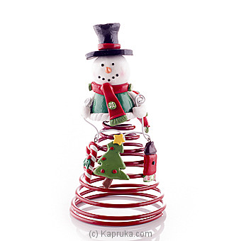 The Snowman Christmas Desktop Decoration at Kapruka Online for specialGifts