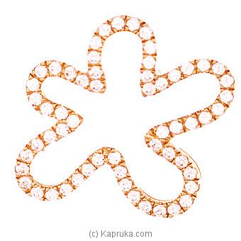 22K Gold Pendant Set With 58(c/z) Rounds at Kapruka Online for specialGifts