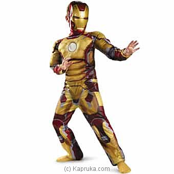 Toddler Iron Man Costume at Kapruka Online for specialGifts