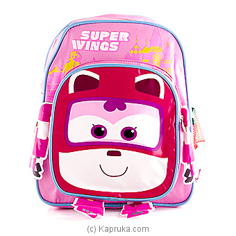 Robot Girls Backpack Pink at Kapruka Online for specialGifts