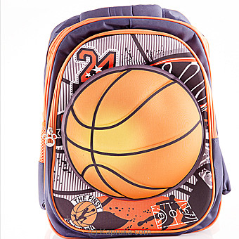 Basketball Orange Backpack at Kapruka Online for specialGifts