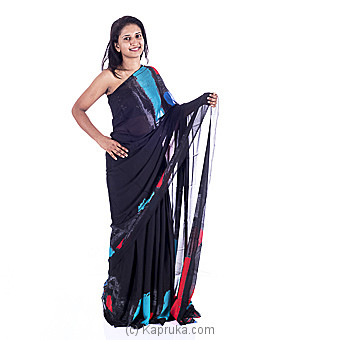 Rainbow Saree at Kapruka Online for specialGifts