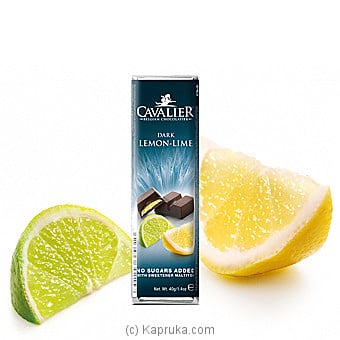Cavalier Dark Lemon Lime Sugar Free Chocolate at Kapruka Online for specialGifts