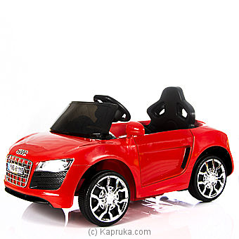 Audi Baby Ride On Car at Kapruka Online for specialGifts