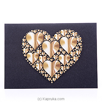 Handmade Greeting Card at Kapruka Online for specialGifts
