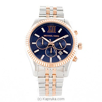 Michael Kors Women`s Two Tone Lexington Watch at Kapruka Online for specialGifts