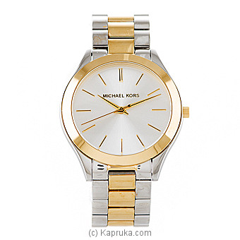 Michael Kors Unisex Slim Runway at Kapruka Online for specialGifts