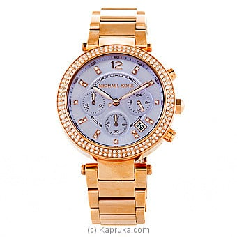 Michael Kors Women`s Parker Watch at Kapruka Online for specialGifts