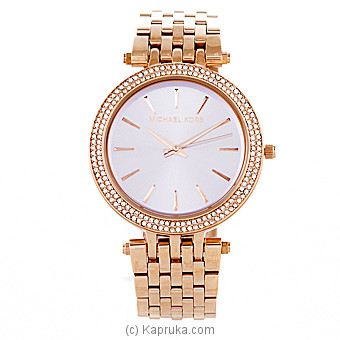 Michael Kors Women`s Darci Rose Gold Watch at Kapruka Online for specialGifts