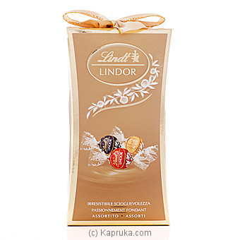 Lindt Lindor Assorted 75g at Kapruka Online for specialGifts