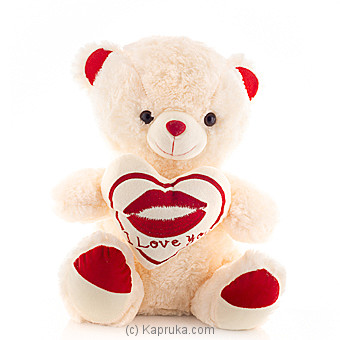 Cutie Pie Snuggle Bear at Kapruka Online for specialGifts