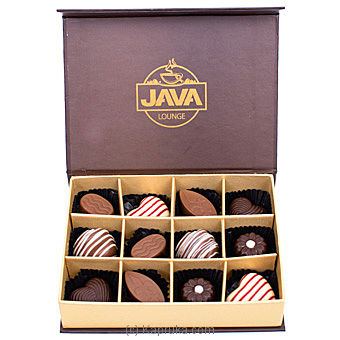 Assorted 12 piece Chocolates(Java) By Java at Kapruka Online forspecialGifts