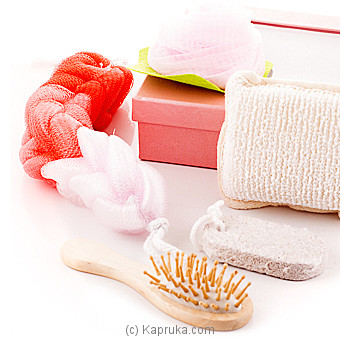 Bathroom Spa Accessory Set at Kapruka Online for specialGifts