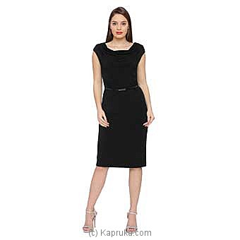Avirate Caroline Cowl Neck Dress at Kapruka Online for specialGifts