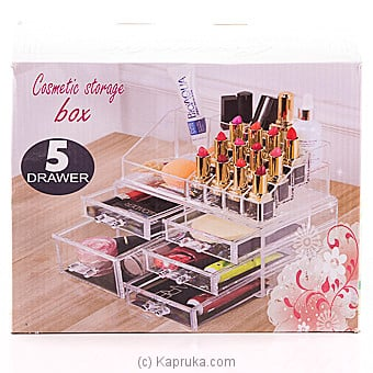 Cosmetic Storage Box at Kapruka Online for specialGifts
