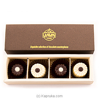 Daisy Chocolates 4 Piece Pack(Java) By Java at Kapruka Online forspecialGifts
