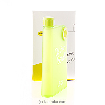 Portable Stylish flat bottle at Kapruka Online for specialGifts