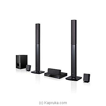 Lg Bluethooth Home Theater (LG-LHD-647B) at Kapruka Online for specialGifts