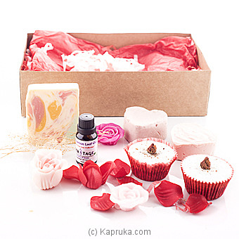 Spa Soap Gift Pack For Loving You at Kapruka Online for specialGifts