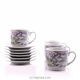 Lavish Blooms Tea Set at Kapruka Online for specialGifts