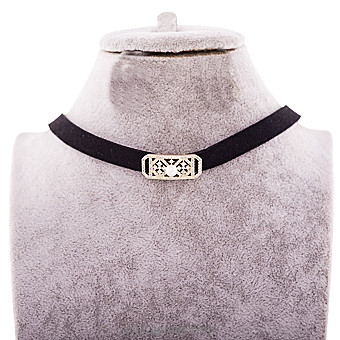 Choker Black Necklace Set at Kapruka Online for specialGifts