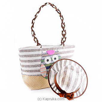 Colorful Owl Designs Bag at Kapruka Online for specialGifts