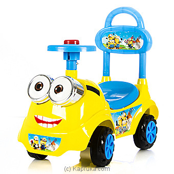 Minion Baby Car at Kapruka Online for specialGifts