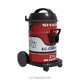 Sharp Vacuum Cleaner 22L (EC-CA2121-Z) at Kapruka Online for specialGifts