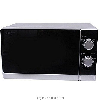 Sharp Microwave Oven 20L (R20CT(S) ) at Kapruka Online for specialGifts