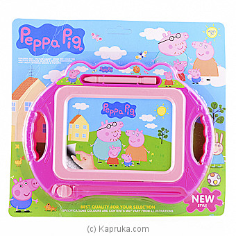 Peppa Pig Magnetic Drawing Board at Kapruka Online for specialGifts