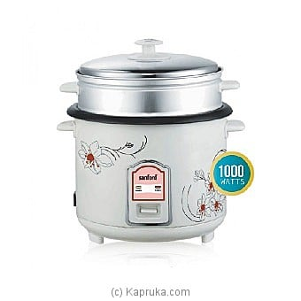 Sanford 2.8 Ltr Rice Cooker (SF-2503RC) at Kapruka Online for specialGifts