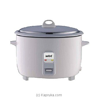 Sanford Rice Cooker 8.0 Ltr   (SF-2509RC) at Kapruka Online for specialGifts