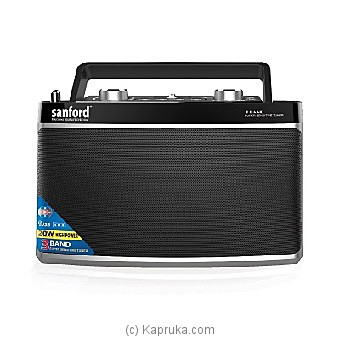 Sanford Portable Radio (SF-3307PR) at Kapruka Online for specialGifts