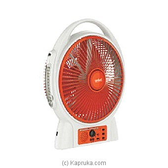 Sanford Rechargeble Fan (SF-969RTF) at Kapruka Online for specialGifts