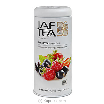 JAF TEA Pure Fruit Collection Forest Fruit at Kapruka Online for specialGifts