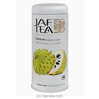 JAF TEA Pure Fruit Collection Creamy Soursop at Kapruka Online for specialGifts