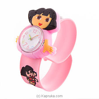 Dora Children`s Magic Watch Band at Kapruka Online for specialGifts