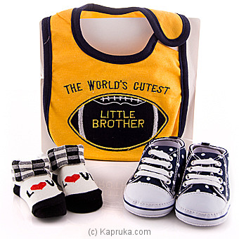 The World`s Cutest Newborn Gift Set at Kapruka Online for specialGifts