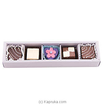 Sweetest Choco Box By Sweet Buds at Kapruka Online forspecialGifts