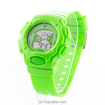 Kids Sports Digital Watch - Green at Kapruka Online for specialGifts