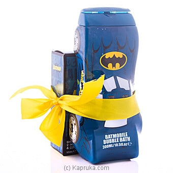 Bat Man Gift Set at Kapruka Online for specialGifts