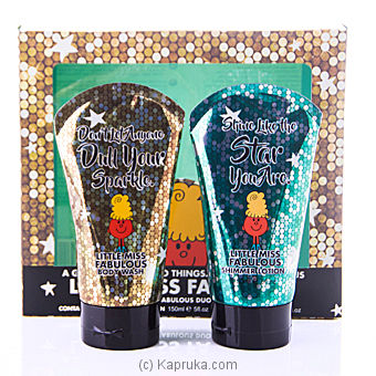 Little Miss Fabulous Gift Set at Kapruka Online for specialGifts