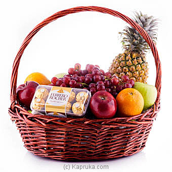Fantasy Fruit Basket at Kapruka Online for specialGifts