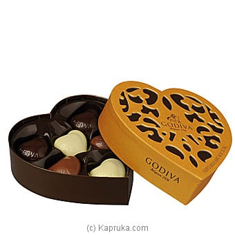 Godiva Coeur Iconique Chocolate Hearts(65g) at Kapruka Online for specialGifts